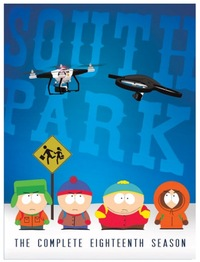 South Park - Seizoen 18-DVD