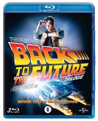 Back To The Future Trilogy-Blu-Ray