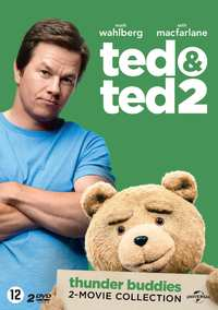 Ted 1 & 2-DVD