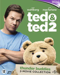 Ted 1 & 2-Blu-Ray