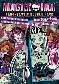 Monster High - Scarmester Collectie / Nieuwe Ghoul Op School-DVD