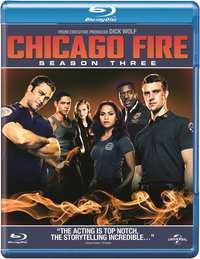 Chicago Fire - Seizoen 3-Blu-Ray
