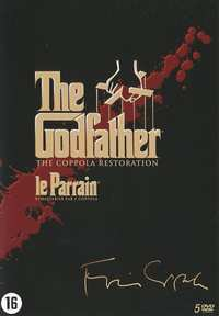 The Godfather Trilogy-DVD