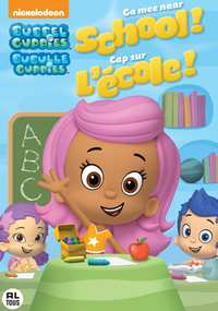 Bubbel Guppies - Ga Mee Naar School-DVD