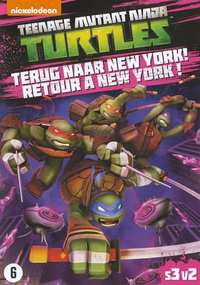 Teenage Mutant Ninja Turtles - Seizoen 3 Deel 2-DVD