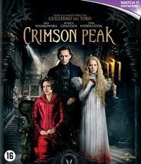 Crimson Peak-Blu-Ray