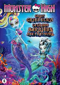 Monster High - Great Scarrier Reef-DVD