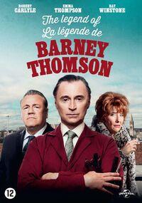 Legend Of Barney Thomson-DVD