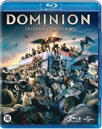 Dominion - Seizoen 2-Blu-Ray