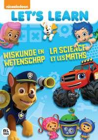 Nick Junior - Wiskunde & Wetenschap-DVD
