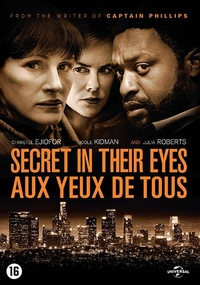 Secret In Their Eyes-DVD