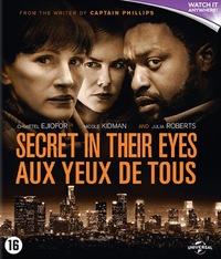 Secret In Their Eyes-Blu-Ray