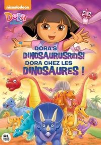 Dora - Dinosaurusreis-DVD