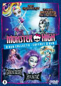 Monster High - Great Scarrier Reef / Haunted-DVD
