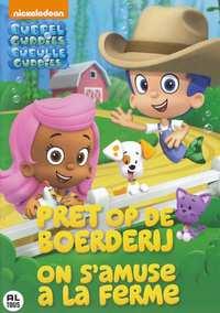 Bubbel Guppies - Pret Op De Boerderij-DVD