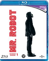 Mr. Robot - Seizoen 1-Blu-Ray