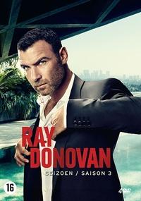 Ray Donovan - Seizoen 3-DVD