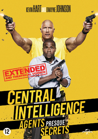Central Intelligence-DVD