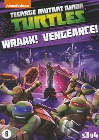 Teenage Mutant Ninja Turtles - Seizoen 3 Deel 4-DVD