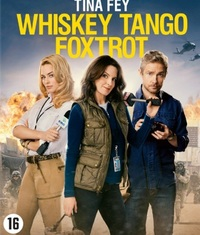 Whiskey Tango Foxtrot-Blu-Ray