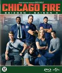 Chicago Fire - Seizoen 4-Blu-Ray