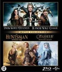 The Huntsman 1 & 2-Blu-Ray