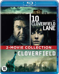 10 Cloverfield Lane / Cloverfield-Blu-Ray