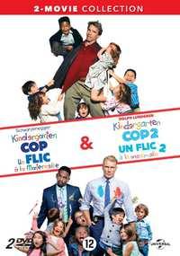 Kindergarten Cop 1&2-DVD