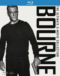 Bourne 1-5-Blu-Ray