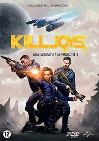 Killjoys - Seizoen 1-DVD