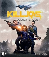 Killjoys - Seizoen 1-Blu-Ray
