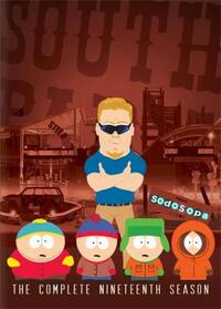 South Park - Seizoen 19-DVD