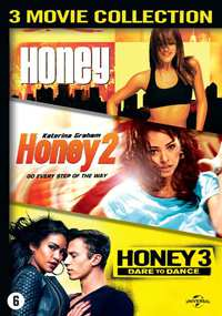 Honey 1-3-DVD