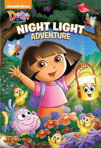 Dora - Night Light Adventure-DVD