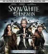 Snow White & The Huntsman (4K Ultra HD + Blu-Ray)-4K Blu-Ray