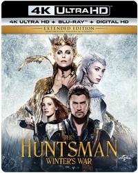 The Huntsman - Winter's War (4K Ultra HD En Blu-Ray)-4K Blu-Ray