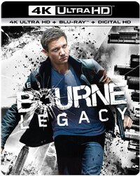The Bourne Legacy-4K Blu-Ray