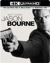 Jason Bourne-4K Blu-Ray