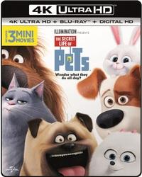 Huisdiergeheimen-4K Blu-Ray
