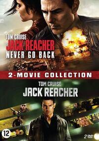 Jack Reacher 1-2-DVD