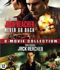 Jack Reacher 1-2-Blu-Ray