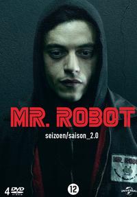 Mr. Robot - Seizoen 2-DVD