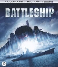 Battleship (4K Ultra HD En Blu-Ray)-4K Blu-Ray