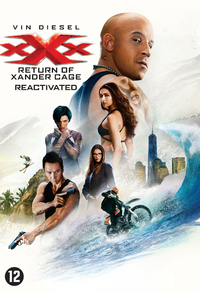 XXX - The Return Of Xander Cage-DVD