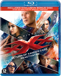 XXX - The Return Of Xander Cage-Blu-Ray