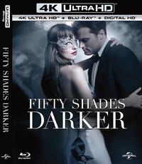 Fifty Shades Darker (4K Ultra HD En Blu-Ray)-4K Blu-Ray