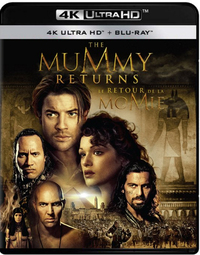 The Mummy Returns (4K Ultra HD En Blu-Ray)-4K Blu-Ray