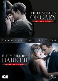 Fifty Shades Of Grey / Fifty Shades Darker-DVD