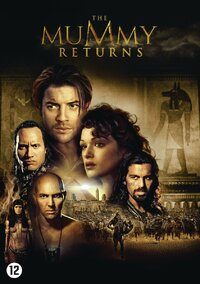 The Mummy Returns-DVD