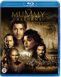 The Mummy Returns-Blu-Ray